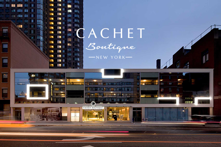 Cachet Boutique New York Hotel to Debut in Spring2017